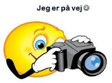 fotografen er på vej